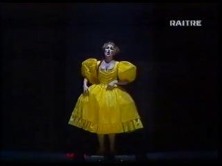 Don Giovanni - Mozart (PERTUSI, KUNDE, TAMAR, DI STEFANO, D'ARCANGELO) 1996